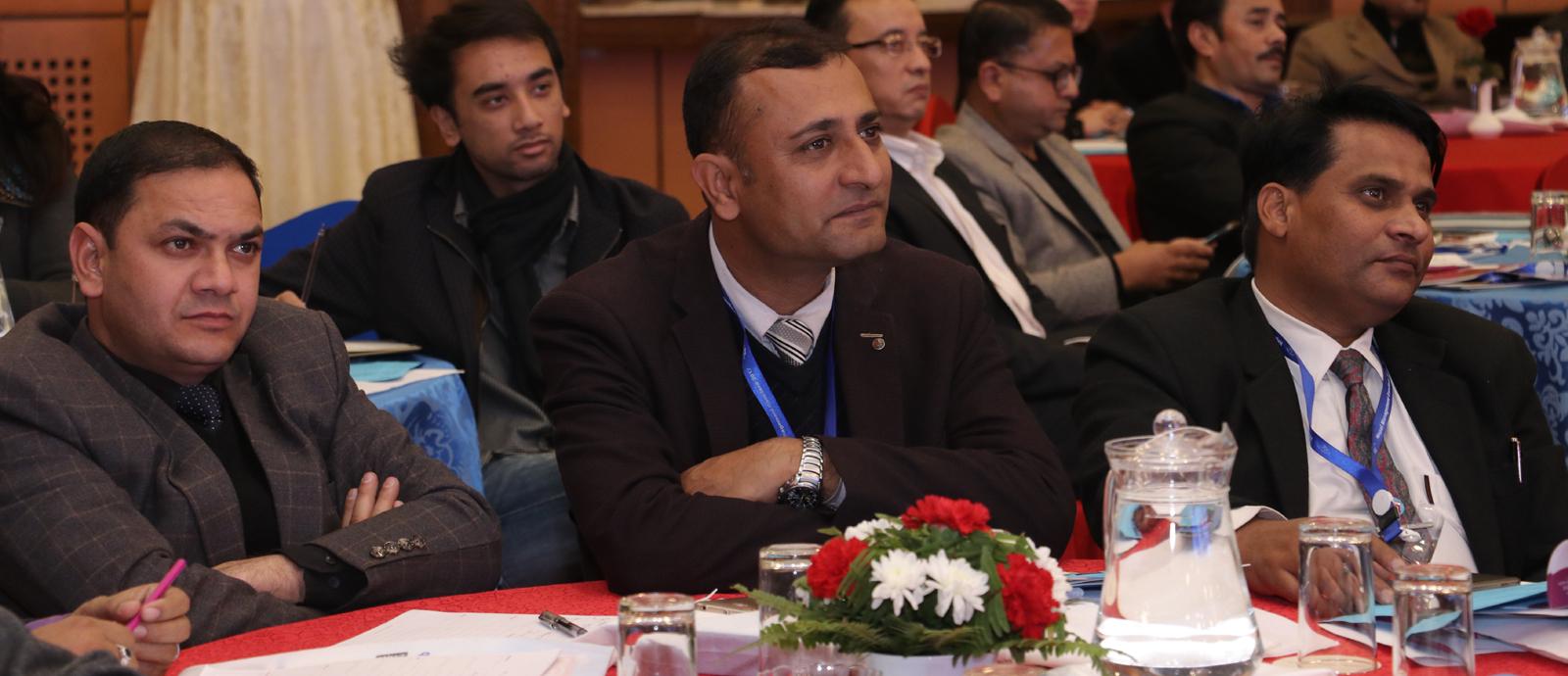NEPAL MANAGEMENT CONCLAVE 2017